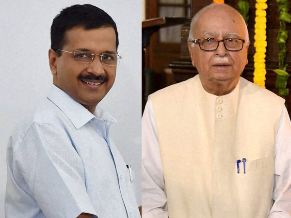 Advani cancels meeting with Kejriwal