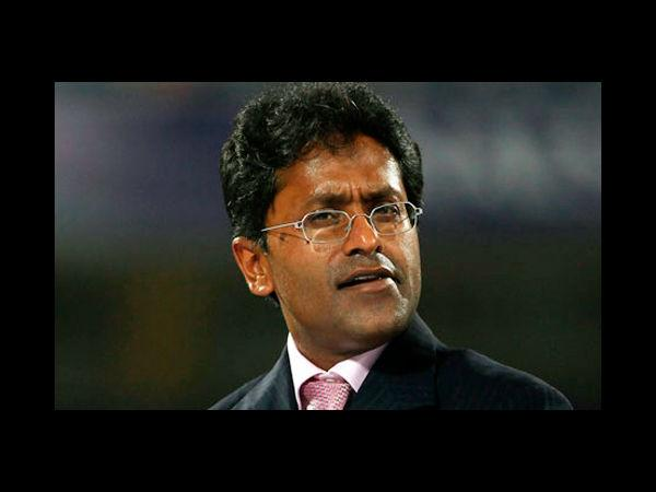 Lalit Modi used British royals