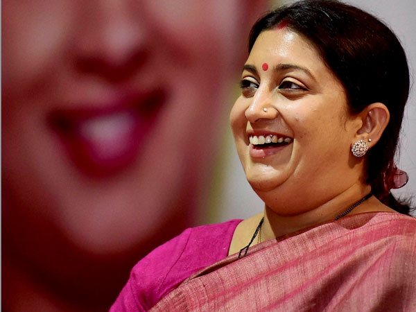App soon for free download of NCERT books: Smriti Irani.