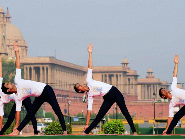 World leaders hail Yoga Day celebrations