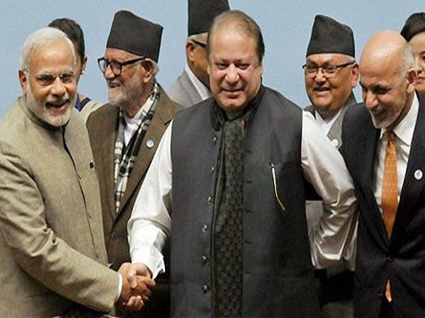 SAARC nations hold talks ove satellite