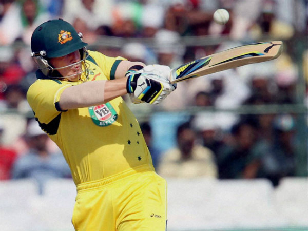 File photo of Aaron Finch