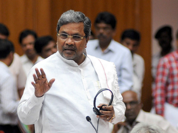 Siddaramaiah pitches for Swachh Bharat