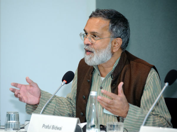 Journalist Praful Bidwai dies