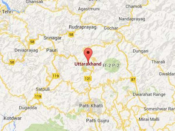 Warning of landslides in Ukhand