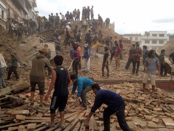 ADB promises USD 600 mn to help Nepal 'build back better'.