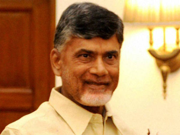 Andhra CM booked by police