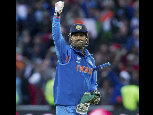 MS Dhoni has got the backing of Syed Kirmani