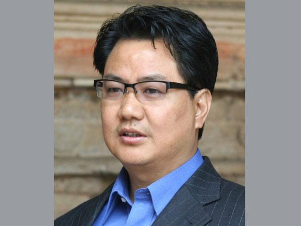 Following threats from militants, Z-plus security cover accorded to Kiren Rijiju.