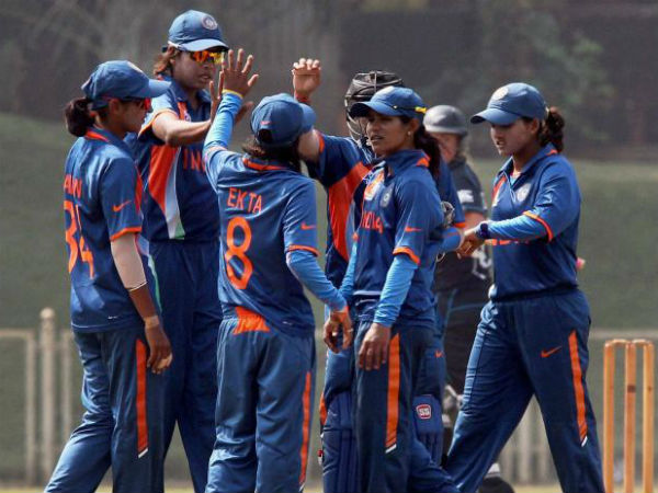 Indian eves beat NZ by 17 runs