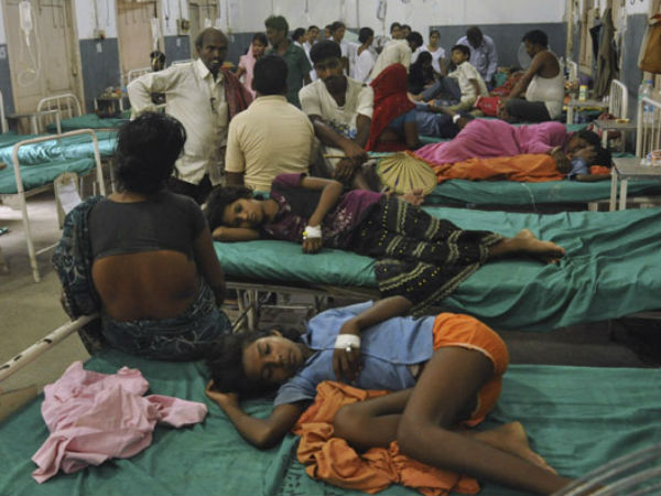 Bihar: 100 children fell ill after eating mid-day meal in Madhubani district