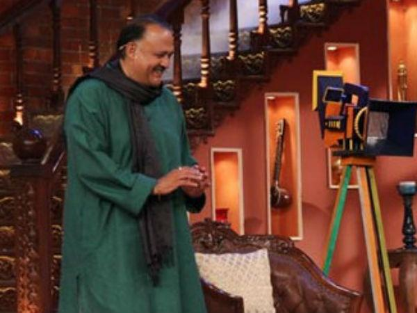 alok nath personal life