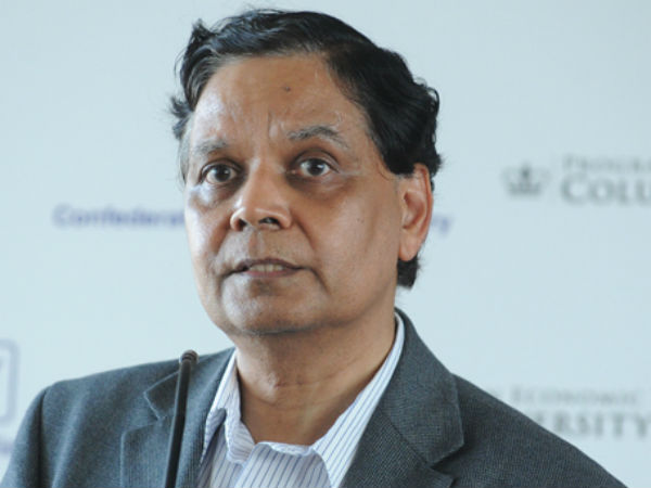 GDP to grow 8% in FY16: Panagariya