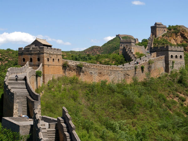 Great Wall of China disappearing: Reports.