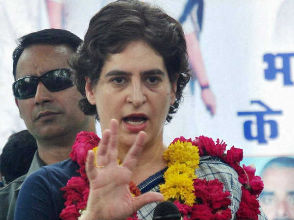 Land purchased by Priyanka Gandhi: HP SIC allows info to be public.