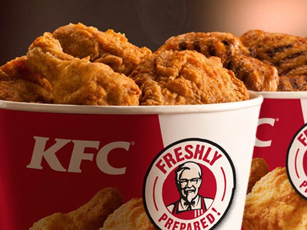 Myanmar gets first KFC restaurant