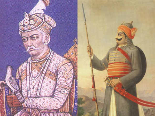 'Maharana Pratap was greater than Akbar'