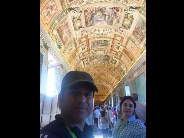 In Vatican City