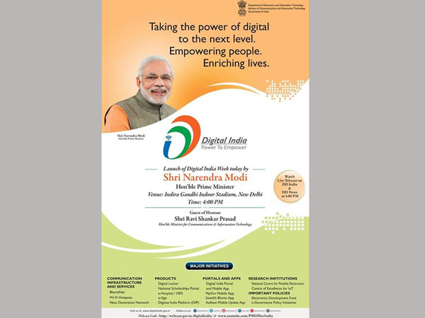'Digital India a huge opportunity'