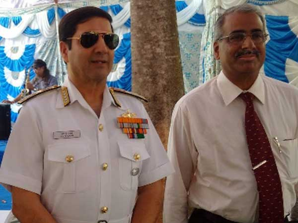 Cmde Balaji (Retd) takes over the reins of ADA at critical phase.