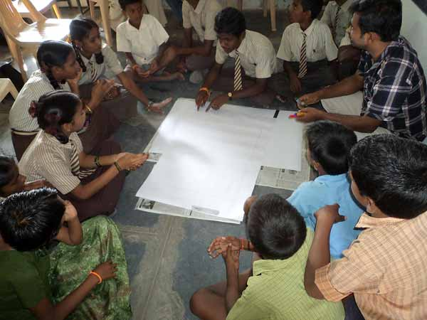 'Over 35 percent rural Indians still illiterate'.