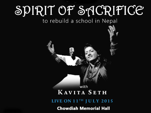 An evening with Sufi singer Kavita Seth