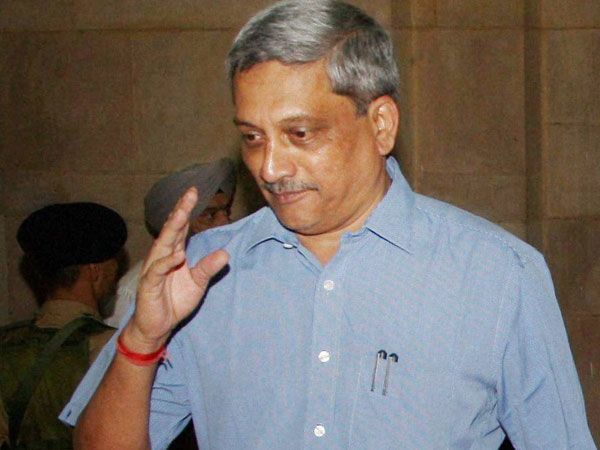 No confirmation on meeting with Parrikar