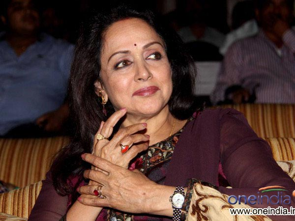 Hema Malini lashes out at media, says it stooped to lowest level of decency.