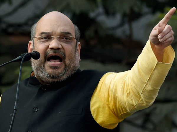 JP president Amit Shah will review the party's 'Maha Sampark Abhiyan', in five states including Maharashtra here tomorrow. Shah is expected to address meetings at the Rang Sharada auditorium at Bandra tomorrow.