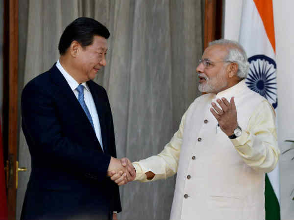 'Committed to improve India-China ties'