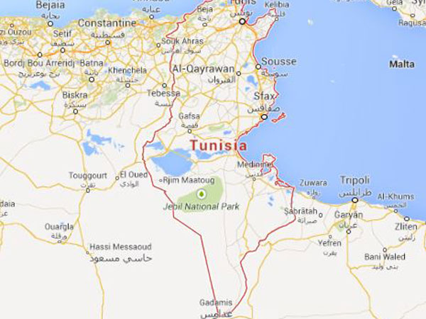 Tunisia to build 100-mile wall