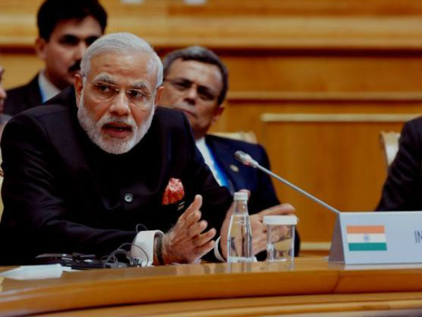 PM Modi proposes BRICS football meet