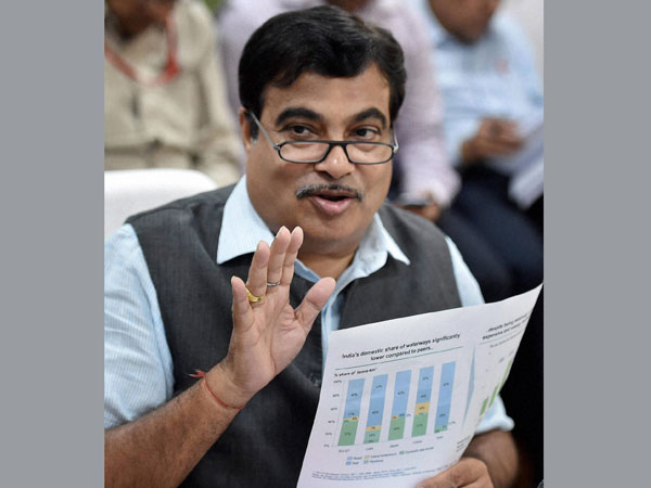 Centre aims to build 30 km NH every day: Nitin Gadkari.