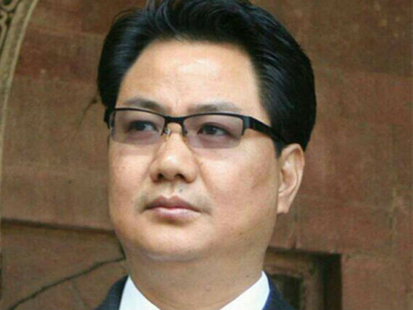 Rijiju bypassed over Nagalnad issue?