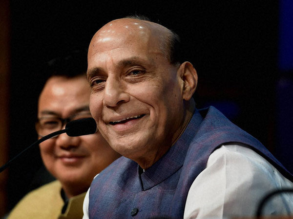 Indo-Myanmar border more active: Rajnath