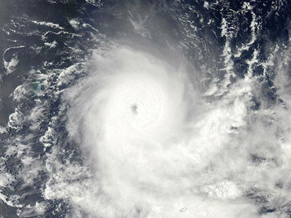 12 districts very highly prone to cyclones: Study.