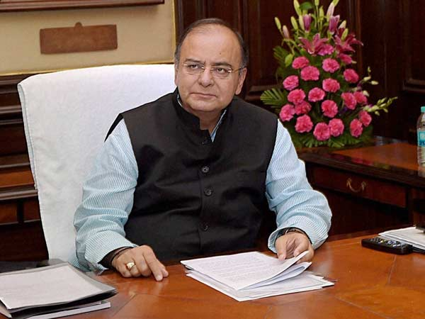 Jaitley says 8-10% growth achievable, tax revenues growing.