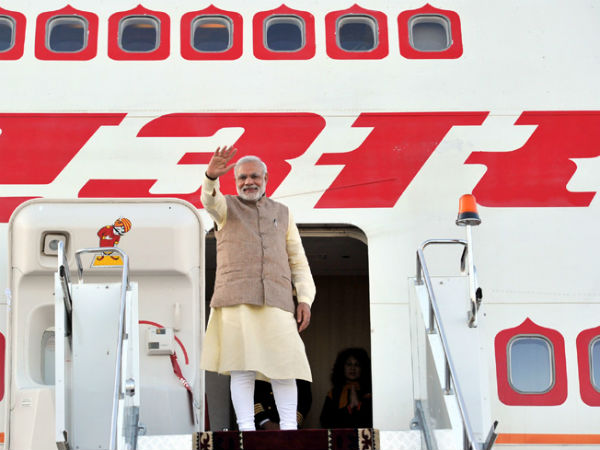 PM Modi departs for Tajikistan from Kyrgyzstan