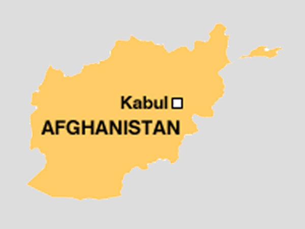 Bomb blast at Afghan mosque
