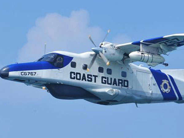 Coast Guard retrieves human remains