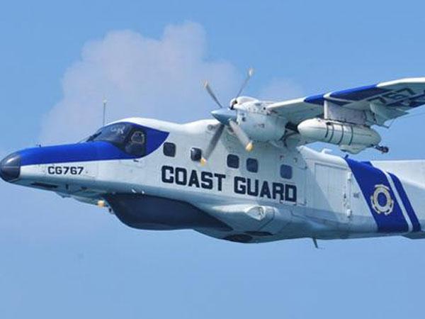 Coast Guard seize Pakistani fishing boat off Gujarat