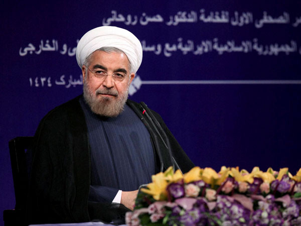 Nuke deal opens 'new horizons': Rouhani