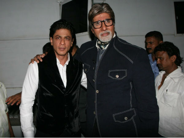 Big B, Shah Rukh and other Bollywood stars wish fans Eid mubarak.