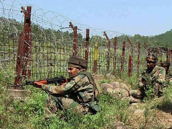 Pakistan violates ceasefire in Jammu on Eid.
