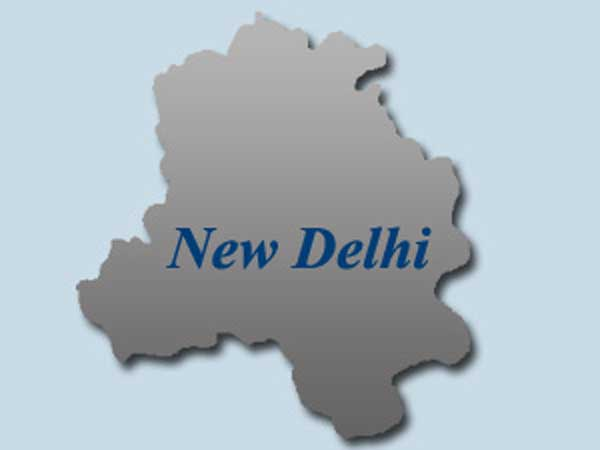 Building collapses in Delhi