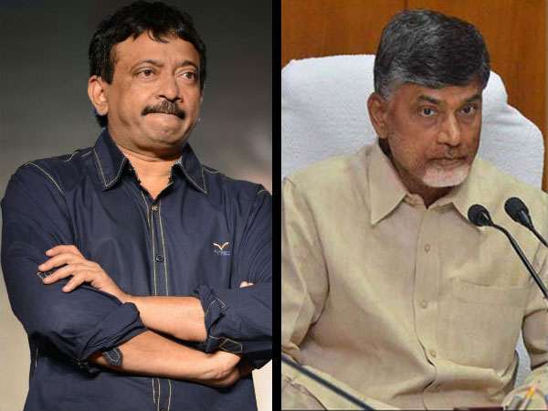 RGV and Chandrababu Naidu