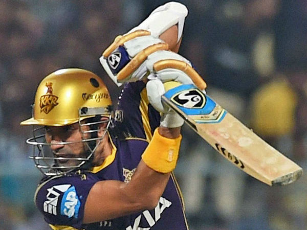 Robin Uthappa will be in the Players' Auction