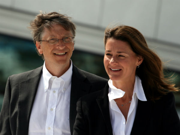 Bill and Melinda Gates world's wealthiest couple: Wealth-X.