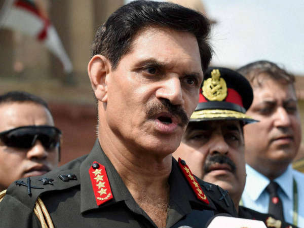 Won't allow another Kargil: Army Chief Dalbir Suhag.