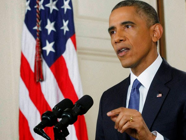Africa is on move: Obama